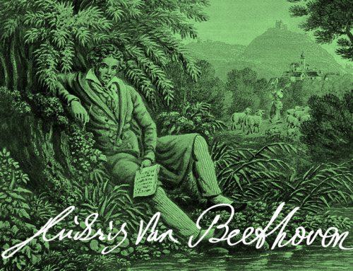 Symphonie Pastorale de Ludwig van Beethoven.